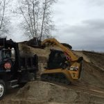 Aggregate Delivery in Franklin County by McDonald Property Services