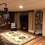 Basement Remodel by McDonald Property Services