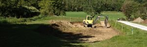 Excavation Services by McDonald Property Services