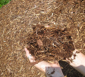 McDonald Property Services Mulch Delivery St Albans