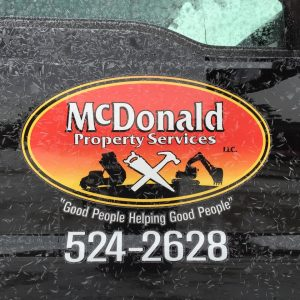 Contact Us - McDonald Property Services Phone Number