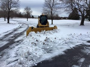 Private Road Plowing Vermont by McDonald Property Services