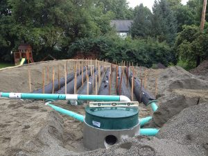 Septic System Replacement by McDonald Property Services