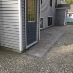 Stone Patio in St Albans by McDonald Property Services