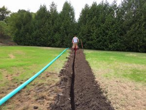 Water Runoff Management St Albans McDonald Property Services