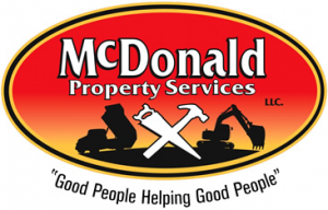 McDonald Property Services Logo